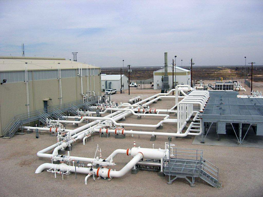 Natural Gas Processing Plants In Us